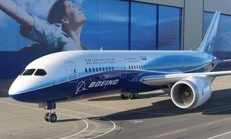 Boeing 787 VIP Aircraft Exterior And Interior