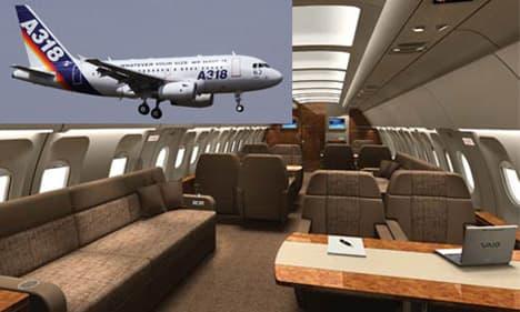 Airbus A318 Elite - Price, Specs, Interior, Pictures