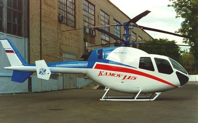 Kamov KA-115 Photo 1