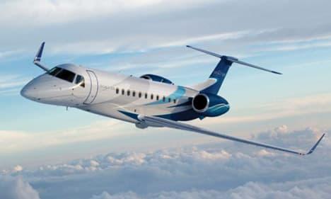 Embraer Legacy jet 3 -
