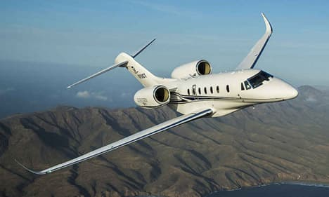 Cessna Citation X Plus Price Specifications Features
