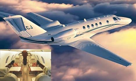 Cessna Citation Cj4 Price Specs Interior Pictures