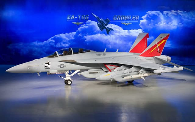 Boeing ids EA 18G Growler Photo 4