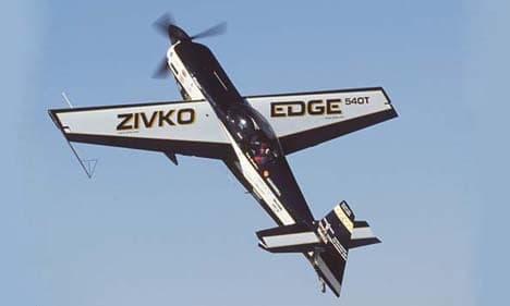 21e608902f9 Zivko Edge 540T advanced sports. Ranking Class - Private Turboprops. Specs