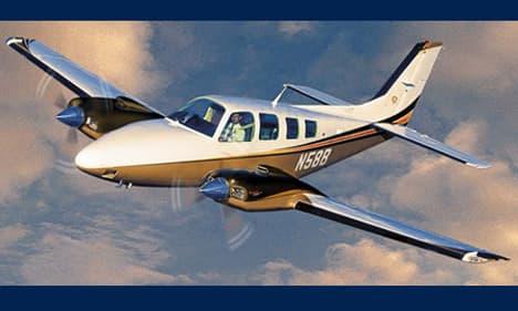 Beechcraft Baron - Price, Specs, Cost, Photos, Interior