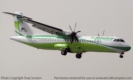 ATR 42-500 - Price, Specs, Cost, Photos, Interior, Seating