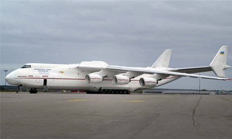 Antonov An-225 Mriya - Price, Specs, Cost, Photos, Interior