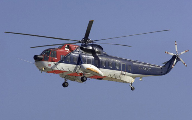 Elicottero S 61 : Sikorsky develops upgraded s for u state department